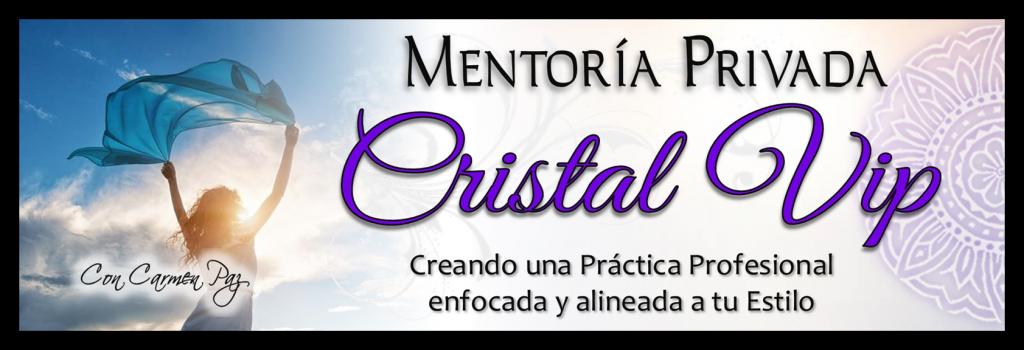 MENTORIA CRISTAL VIP